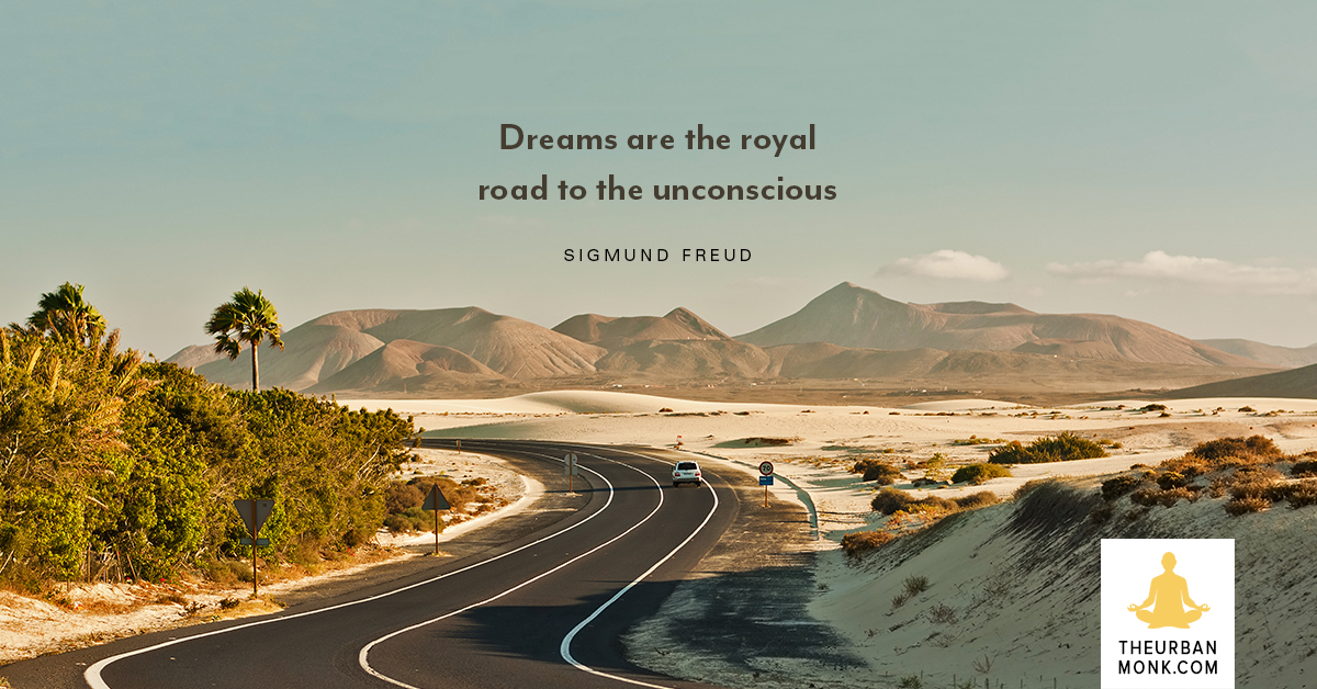 Dreams Are The Royal Road To Unconsciousness - #Freud via @PedramShojai
