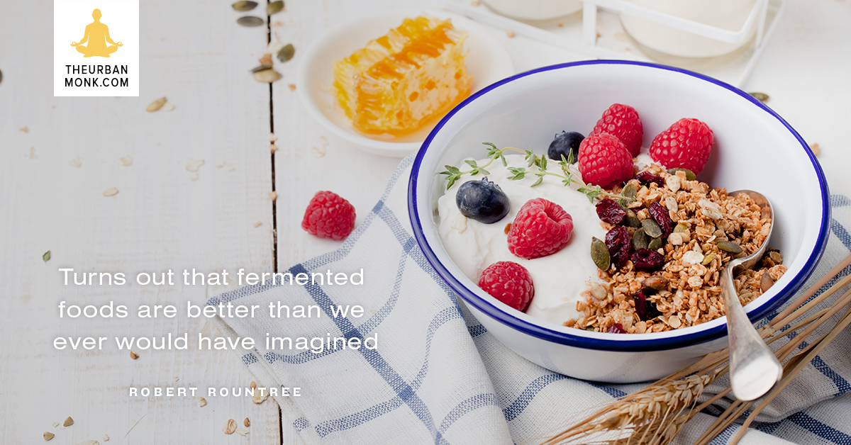 Fermented Foods Are Better Than We Ever Imagined - #RobertRountree via @PedramShojai