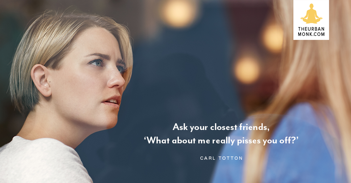 Ask Your Friends Their Opinion - #CarlTotton via @PedramShojai