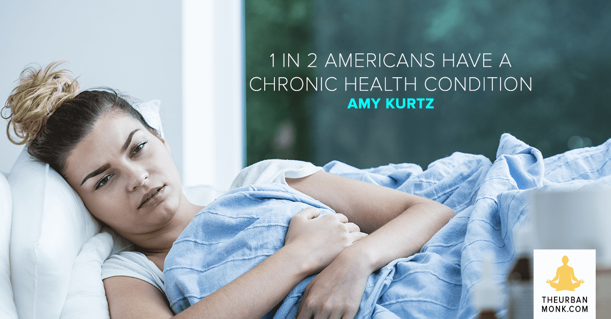 1 in 2 Americans Have A Chronic Health Condition - @AmyNKurtz via @PedramShojai
