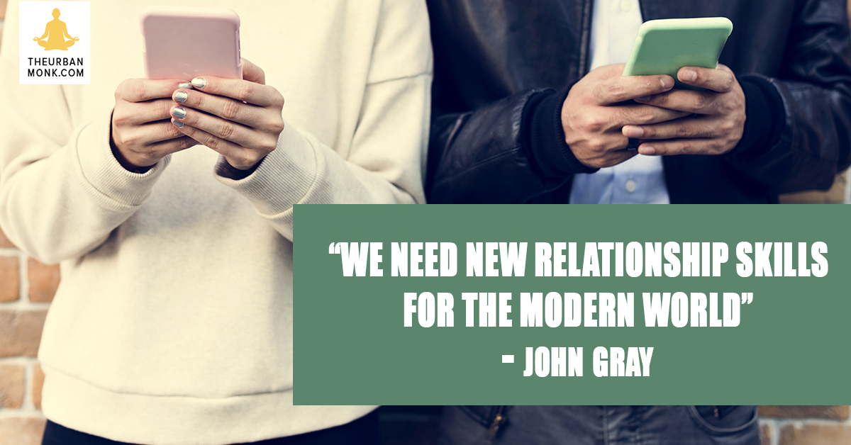 We Need New Relationship Skills For The Modern World - @MarsVenus via @PedramShojai