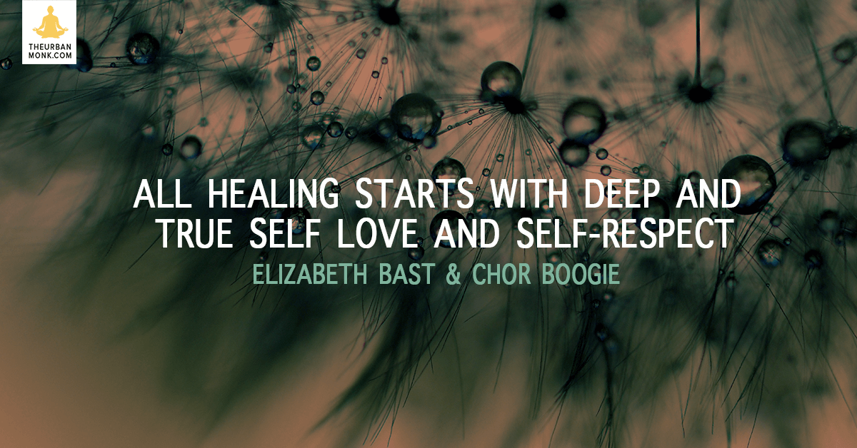 All Healing Starts With Deep And True Self Love - @enectarbast & @Chorboogie via @PedramShojai