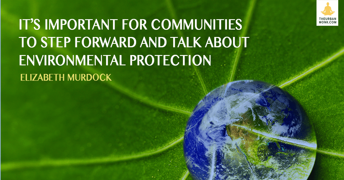 It's Important For communities To step Forward And Talk About Environmental Protection - @emurdockNRDC via @PedramShojai