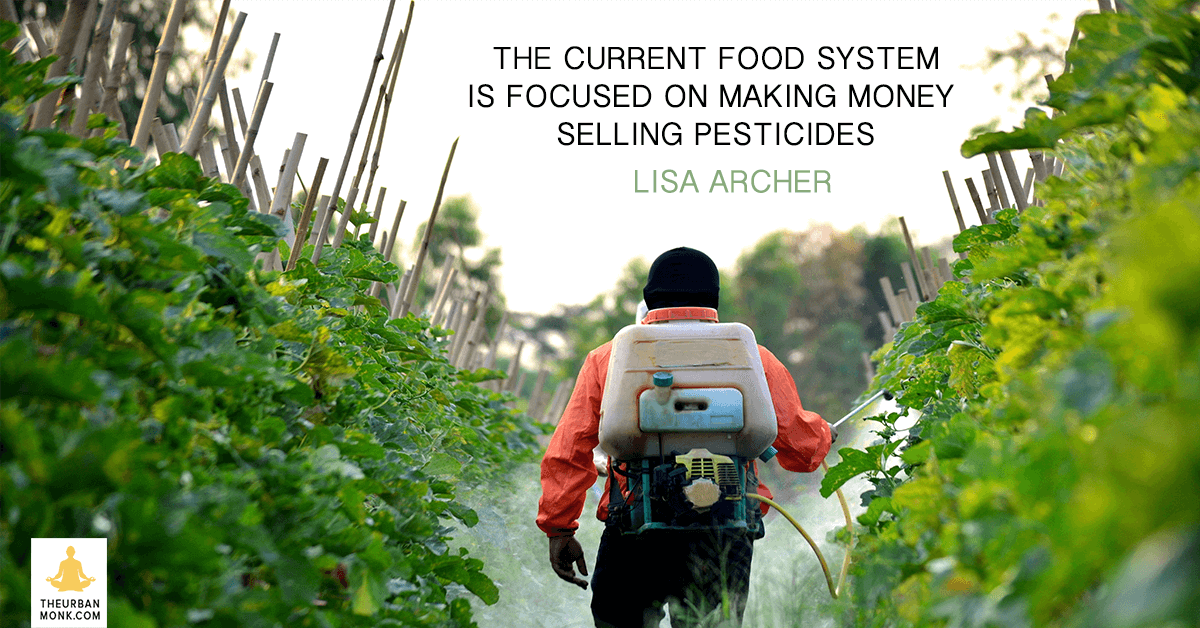 The Current Food System Is Focused On Making Money Selling Pesticides  - Lisa Archer @foe_us via @Pedramshojai
