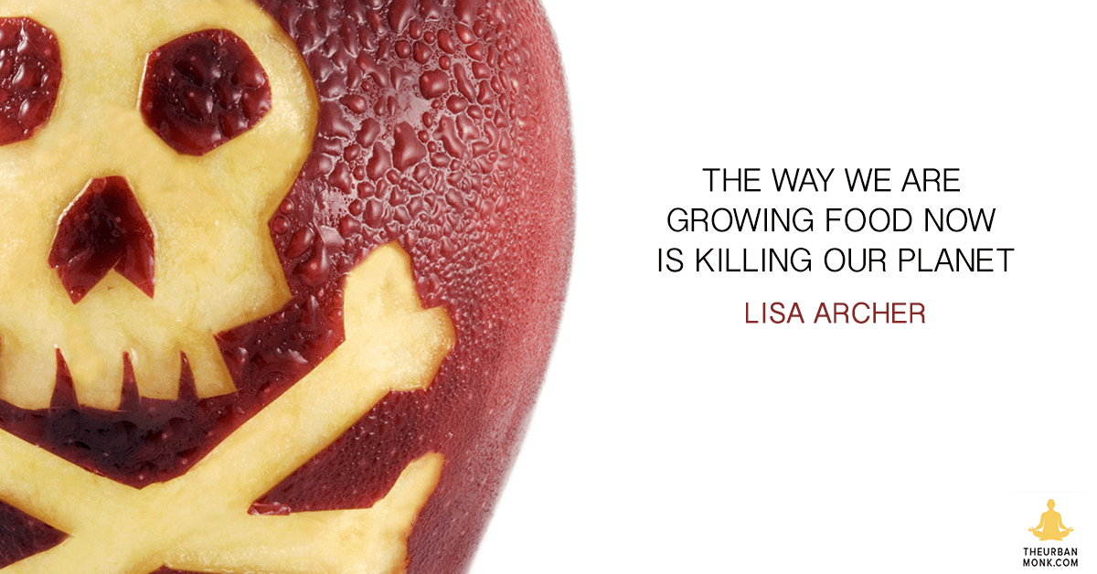 The Way We Are Growing Food Now Is Killing Our Planet  - Lisa Archer @foe_us via @Pedramshojai