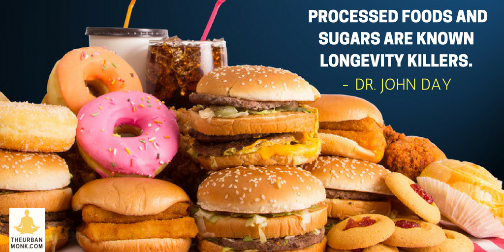 Processed Foods And Sugars Are Known Longevity Killers - @drjohndayMD via @PedramShojai
